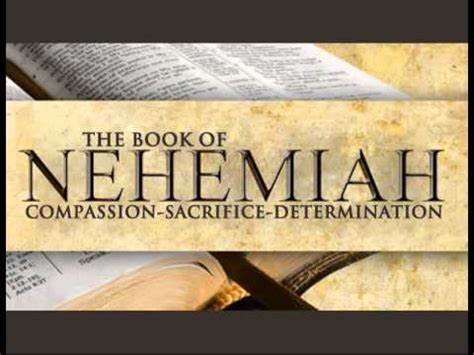 The Book of Nehemiah – Part 12